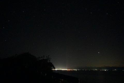 二見の夜景
