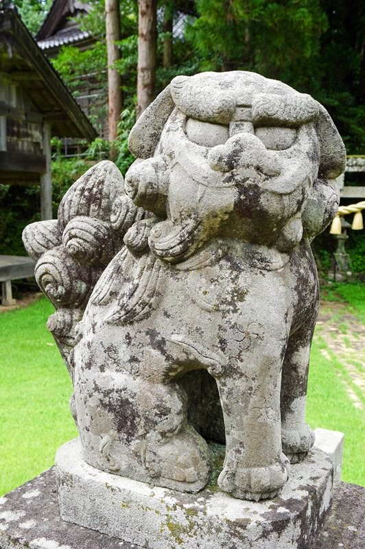 西三川笹川集落3