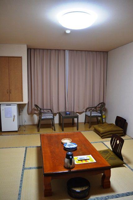 佐渡旅館道遊客室