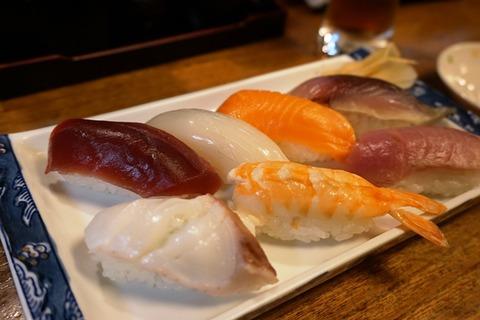 佐渡いしはら寿司