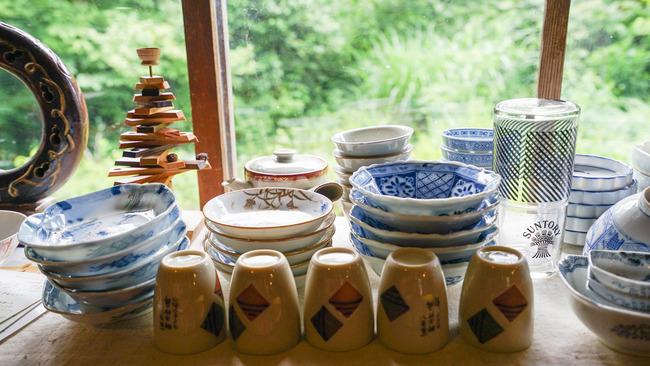 佐渡小道具とカフェ山のねまりや1