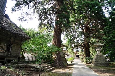 佐渡牛尾神社