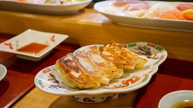 長三郎餃子