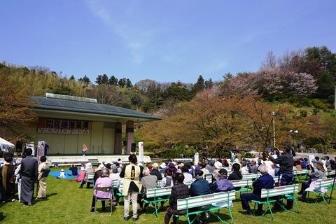 春の芸能祭1