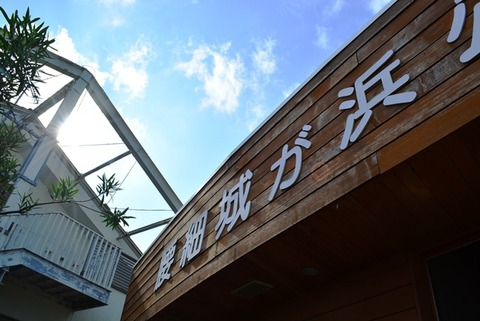 佐渡城が浜海水浴場