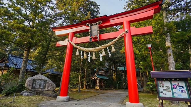 度津神社2
