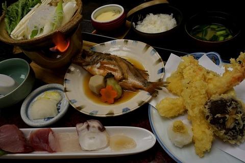 佐渡入海ビジネス夕食