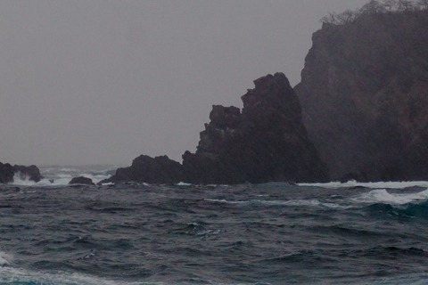 冬はさみ岩周辺2