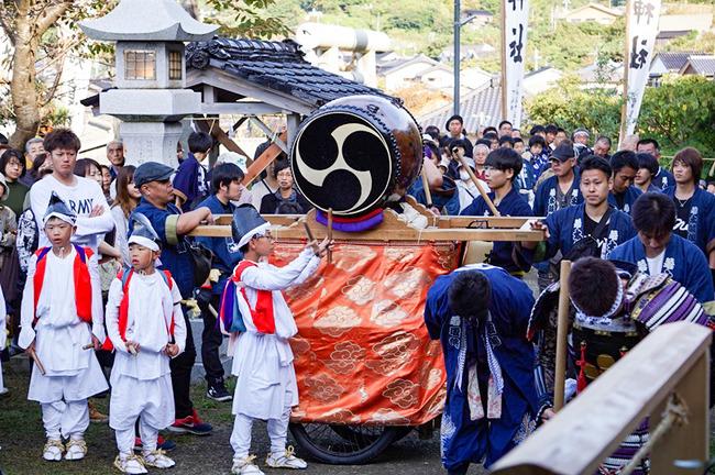 善知鳥神社相川まつり8