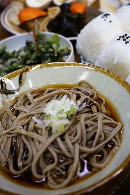 大崎そばの会郷土料理と蕎麦食べ放題