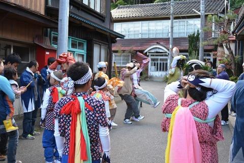佐渡市多田祭り(おおたまつり)2