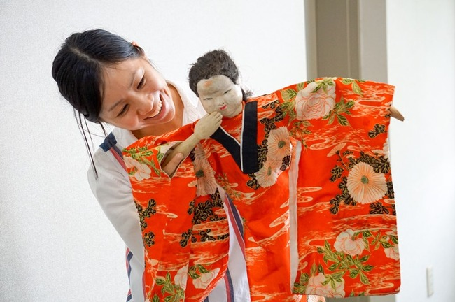 佐渡のろま人形1