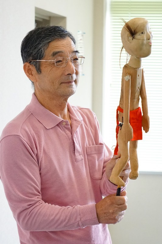 佐渡のろま人形2