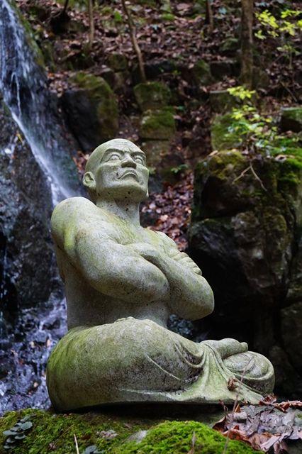 鍋倉の滝6