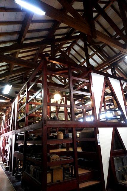 佐渡博物館大型展示室