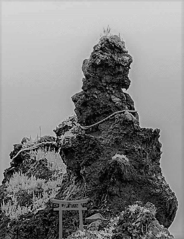 弁天岩アップ