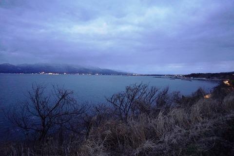 佐渡潮津の里からの眺め1