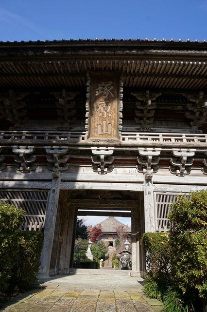 日蓮宗塚原山根本寺9