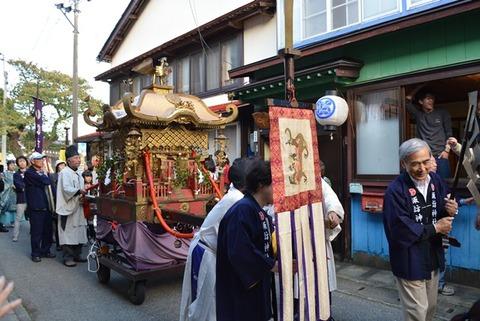 佐渡市多田祭り(おおたまつり)6