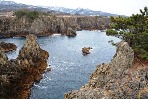 佐渡尖閣湾2