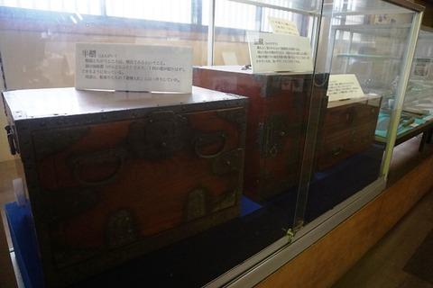 佐渡國小木民俗博物館白山丸14