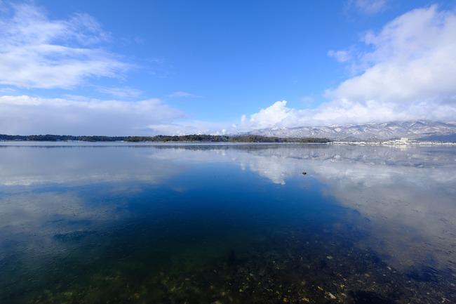 2加茂湖冬2018