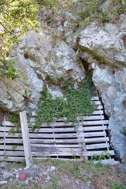 県指定史跡浜端洞穴遺跡2