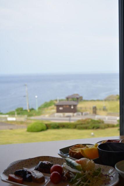ホテル大佐渡朝食2