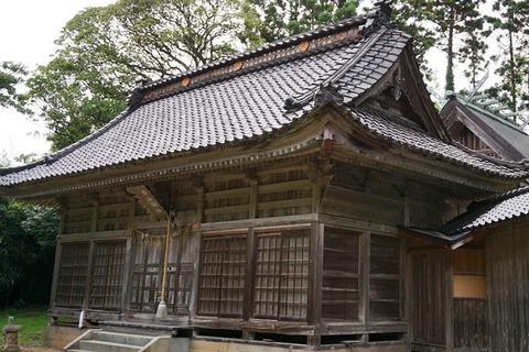 佐渡白山神社6