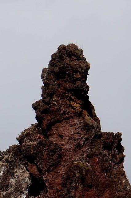 佐渡ジオパークゴジラ岩1