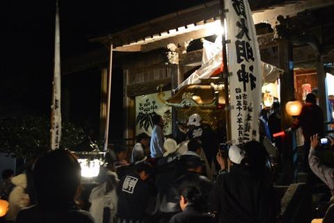 佐渡市多田祭り(おおたまつり)10