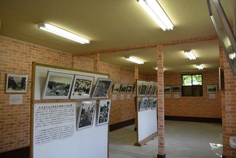 佐渡北沢浮遊選鉱場火力発電所展示室