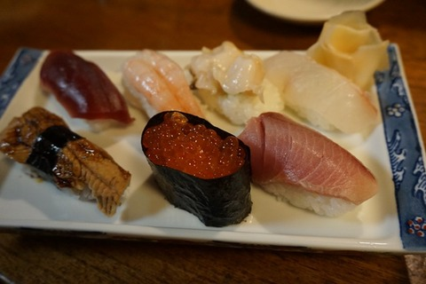 佐渡いしはら上寿司