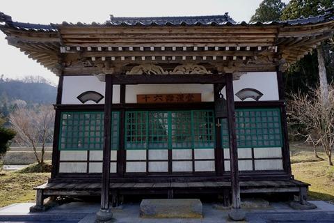東光寺十六羅漢堂