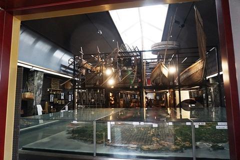 佐渡博物館新館1