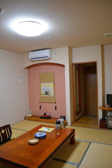 佐渡旅館道遊客室2