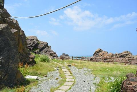 入崎海水浴場2