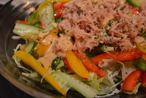 佐渡創作料理の店タローサラダ