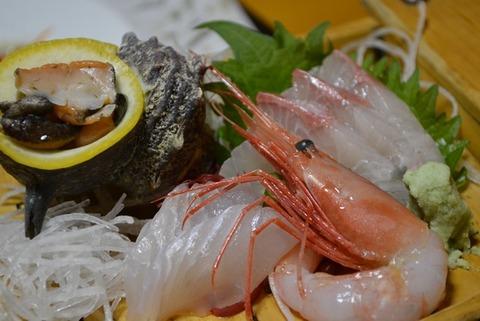佐渡旅館吉田家ビジネスプラン夕食部屋食4