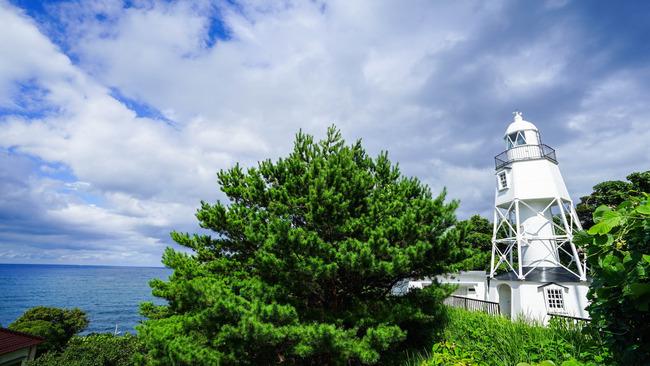 姫崎灯台9