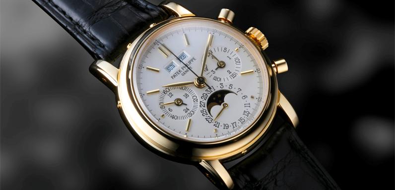 数ある腕時計ブランド、その格付けは? | 鳳凰の羽