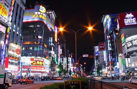 Kabukicho-Sinjyuku-Tokyo2