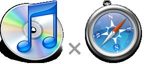 iTunes×Webkit