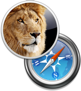 OS X Lion × Safari 5.1