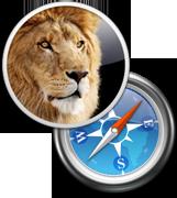 OS X Lion × Safari 5.1