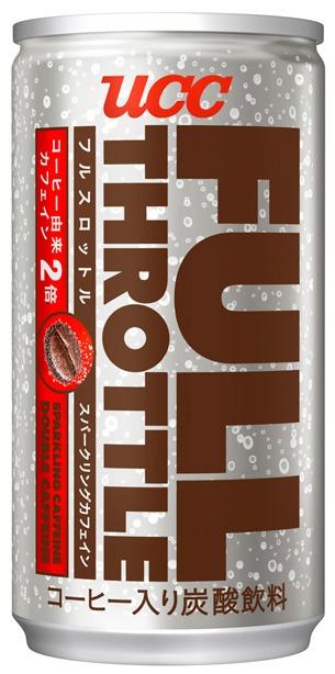UCC FULL THROTTLE(フルスロットル) 190ml×30本