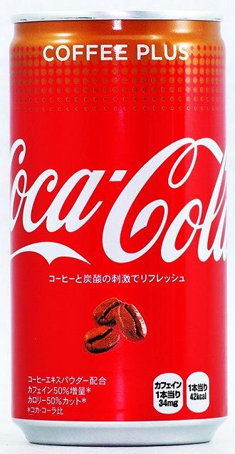 コカ・コーラ コーヒープラス 190ml 缶×12本
