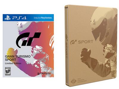 PS4「Gran Turismo Sport」海外版の製品概要が明らかに、限定版は早期特典車両などが用意