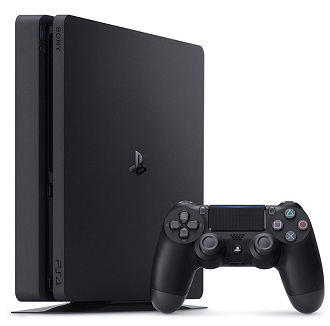 PlayStation 4 ジェット・ブラック 500GB(CUH-2000AB01)