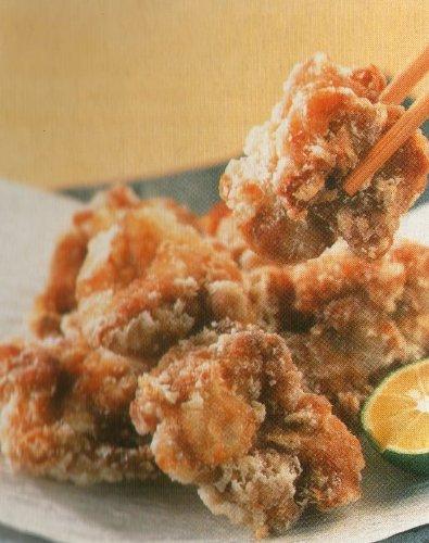 ニチレイ 業務用 本和風鶏唐揚(粉ふきタイプ) 1kg